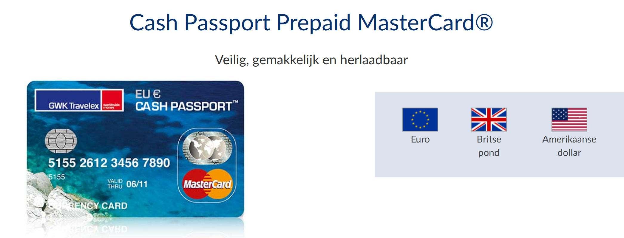 opwaardeer creditcard