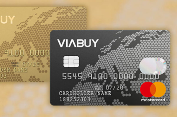 viabuy prepaid creditcard
