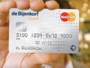 bijenkorf-creditcard