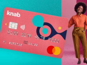 knab-creditcard mastercard